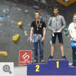 Podium Youth D garçons<br />© D. Timmermans