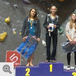 Podium Youth B filles<br />© D. Timmermans