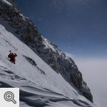 Simone Moro sur le Nanga Parbat<br />© The North Face