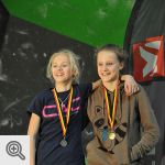 Podium Cup Youth C filles<br />© M. Timmermans