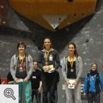 Podium Junior filles<br/>© D. Timmermans