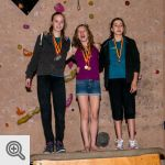 Podium Youth B filles<br/>© V. Lescaut