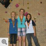 Podium Youth C filles<br/>© D. Timmermans