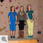 Podium Youth D filles<br/>© V. Lescaut