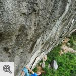 Mathieu Pauwels dans Ultimate Sacrifice, 8c+<br />© M. Timmermans