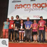 Lors de la distribution des Arco Rock Legends