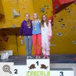 Podium Coupe B filles<br />© M. Timmermans