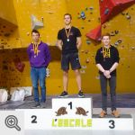 Podium Coupe Junior garçons<br />© M. Timmermans