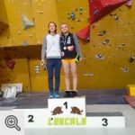 Podium Junior filles<br />© M. Timmermans