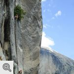 "Sébastien dans ""The Cobra""<br />© Once Upon a Climb"