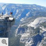 Au sommet du Half Dome<br />© Once Upon a Climb