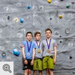 Podium youth C garcons<br />© M. Timmermans