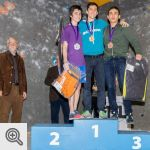 Podium Youth A garçons<br />© Vincent Lescaut