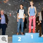 Podium Youth B filles<br />© Vincent Lescaut