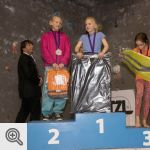 Podium Youth D filles<br />© Vincent Lescaut