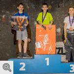 Podium Youth D garçons<br />© Vincent Lescaut