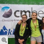 Podium junior filles <br />© M. Timmermans