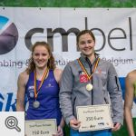 Podium senior femmes<br />© M. Timmermans