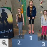 Podium Youth C filles<br/>© Xavier Lüthi