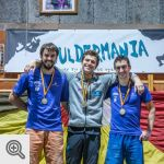 Podium senior hommes<br/>© M. Timmermans