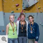 Podium Youth A filles<br/>© M. Timmermans