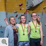 Podium Youth B filles<br/>© M. Timmermans