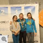 Podium Youth B filles<br/>© Edith Staes