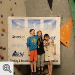 Podium Youth C garçons<br/>© Edith Staes