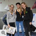Podium Junior filles<br/>© Xavier Lüthi