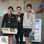 Podium Youth B garçons<br/>© Xavier Lüthi