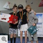 Podium Youth C garçons<br/>© Xavier Lüthi