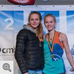 Podium junior filles<br/>© M. Timmermans