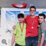 Podium junior garçons<br/>© M. Timmermans